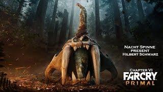 Far Cry Primal - Часть 6: Поиск тотемов, Охота на животных, Приручение черного ягуара, Лагерь Изилы