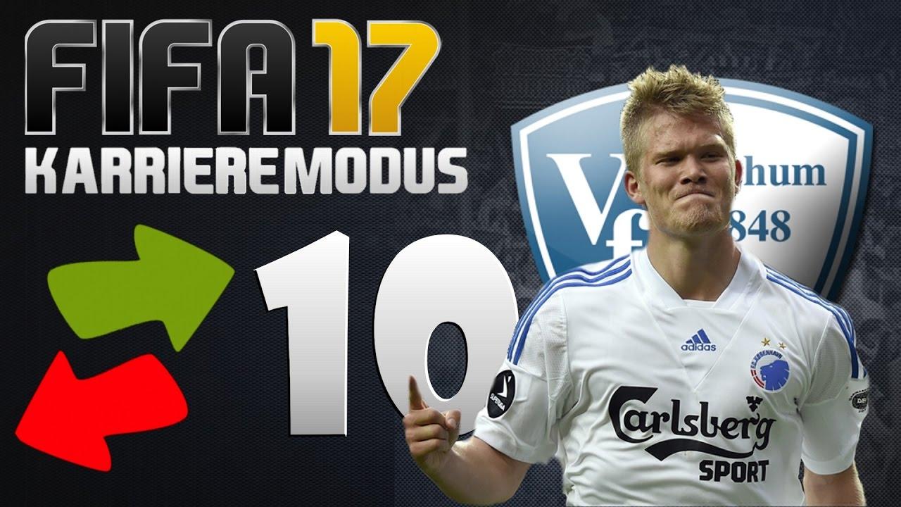 Fifa 17 Karrieremodus Training