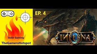 Inferna - free MMORPG game - Online - Multiplayer - Ep.4