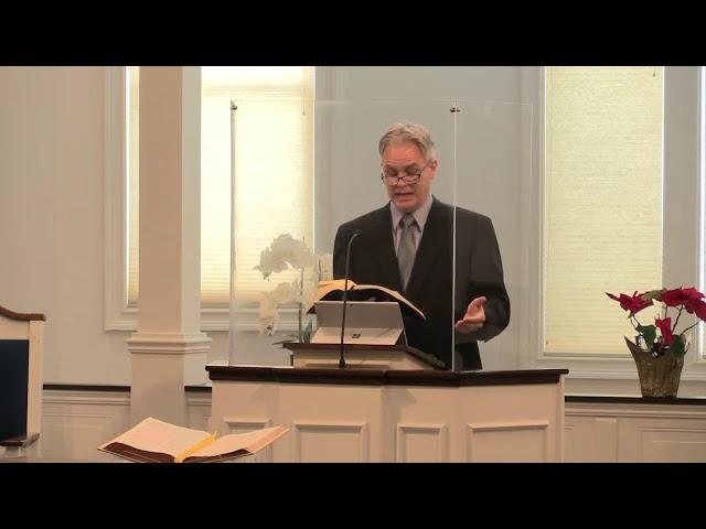 Pastor Michael  Pelletier - Standing on the Promises(Sabbath Service - 2-6-21)