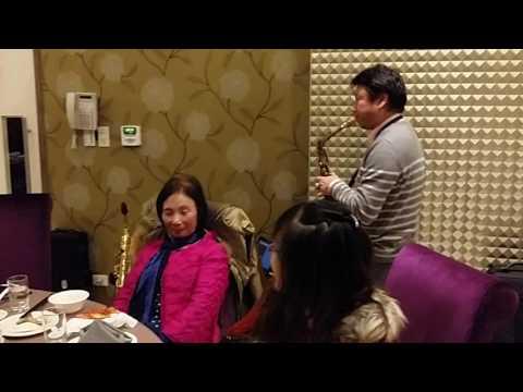 全控自動化有限公司 2017年尾牙晚宴 花子音樂表演