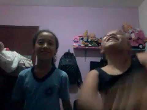 Primeiro vídeo do canal .Michelle e Maria .g.