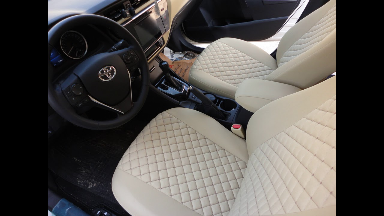 Oto Kilif Toyota Corolla Dosemecioglu Youtube
