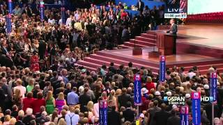 Mitt Romney Acceptance Speech at the Republican National Convention (C-SPAN) - Full Speech