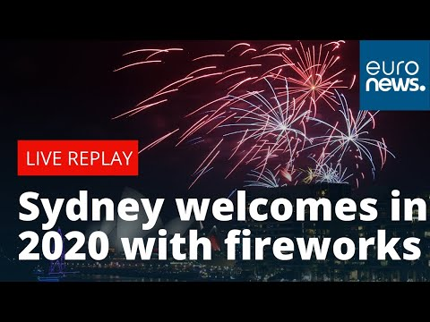 Image result for new year's 2020 sydney australia