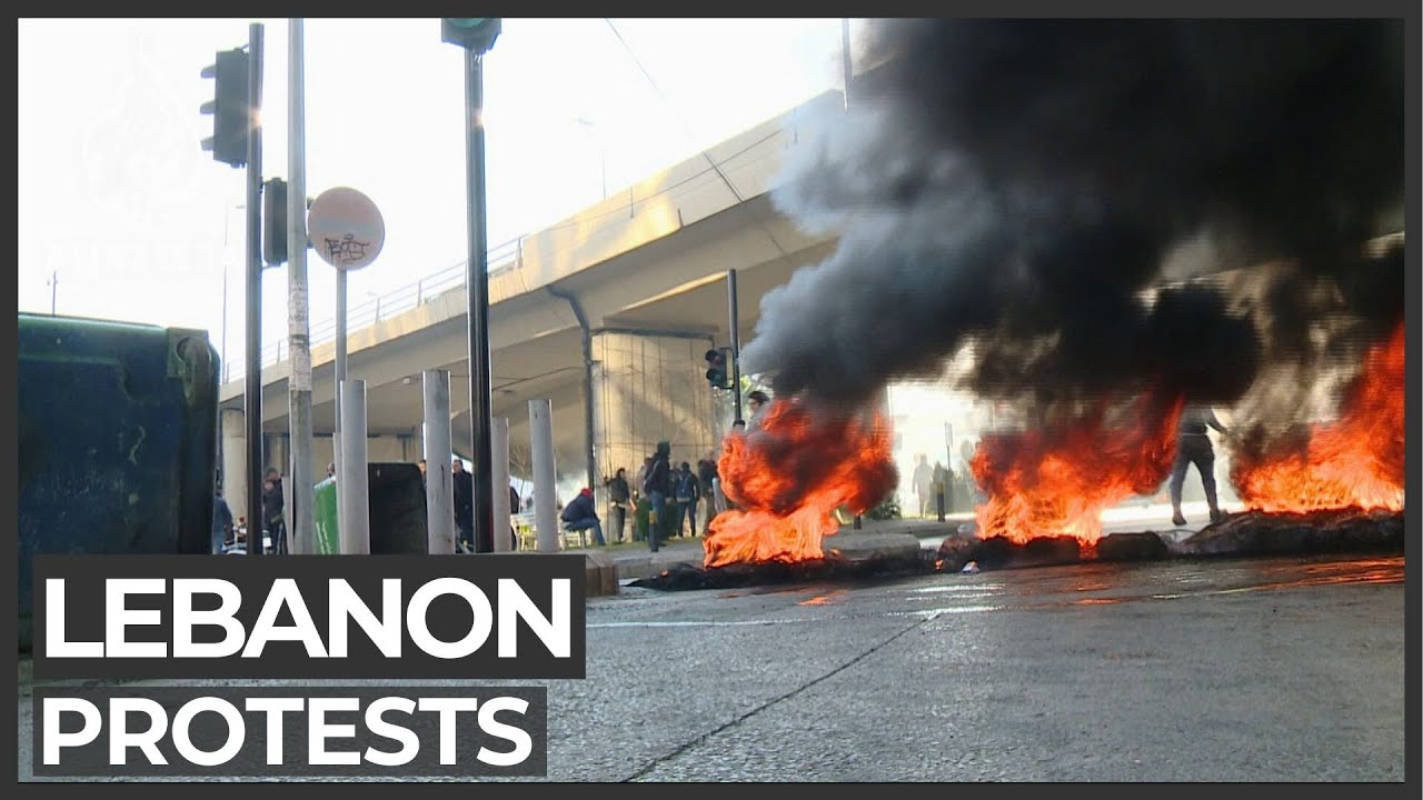 Lebanon protesters: 'The revolution is coming back'