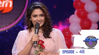Super 4 Season 2 | Episode 48 | Valentine's Day with Prayaga Martin MazhavilManorama