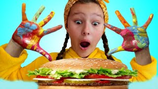 The Lunch Song for Kids   Nursery Rhymes & Kids Songs by Miss Emi