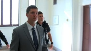 Raw: Jury Selection in Officers Murder Trial