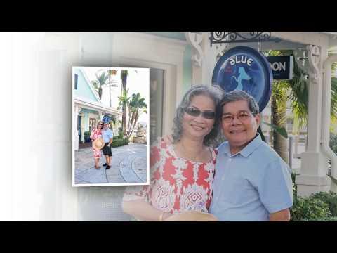 Tan and Lan in Bahamas oct, 2018