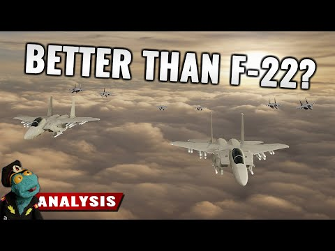 F-15EX - Is the most heavily armed USAF jet worth it?