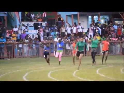 36th annual Interhouse sports. 4x 100m, 4x 200m, 4x 400m, 2015