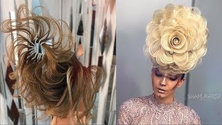 Farrukh Shamuratov Incredible Hairstyles   Hair Tutorials 2019