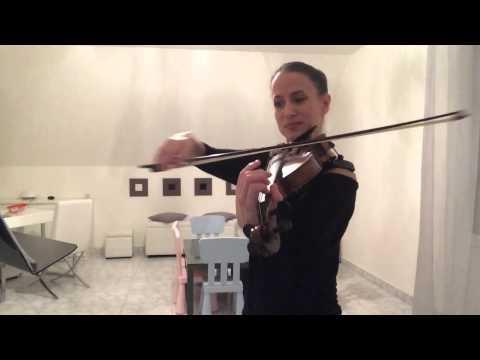 Crystallise (Lindsey striling) violon/violin