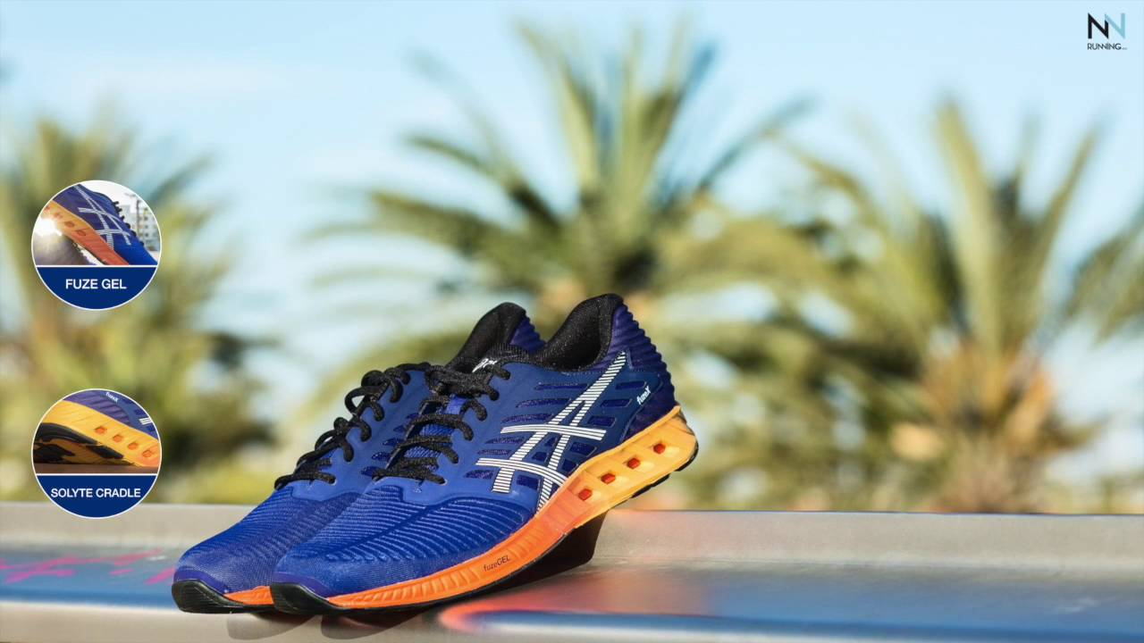 asics fuzex mens review