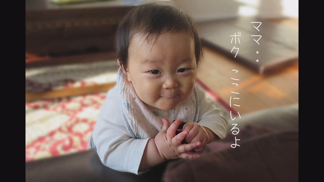 大切な家族の記録「かわいい赤ちゃんの育児・子育てビデオ」出産~伝い