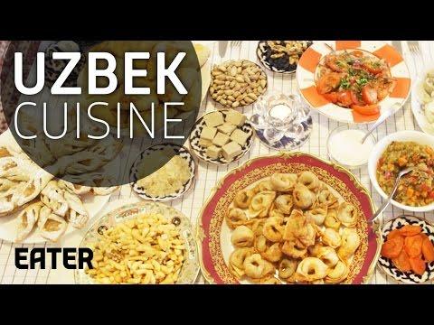 What Is Uzbek Food?