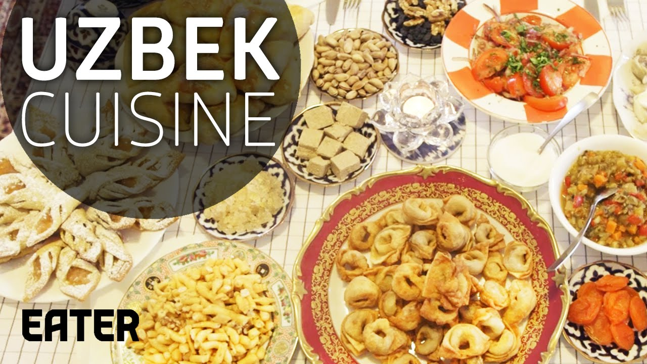 What Is Uzbek Food Youtube