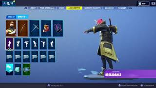 FORTNITE - DRIFT skin pop lock!!! (Emote)