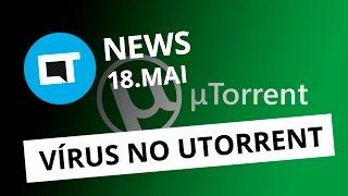 Live stream do YouTube para todos; uTorrent ligado a malwares e + [CT News]