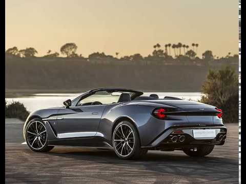 2019 New Cars Coming Out ''2019 Aston Martin Vanquish Zagato Speedster'' – New Cars 2019