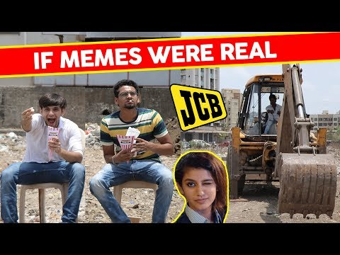 If Memes were Real | Funcho | Indian Memes | JCB