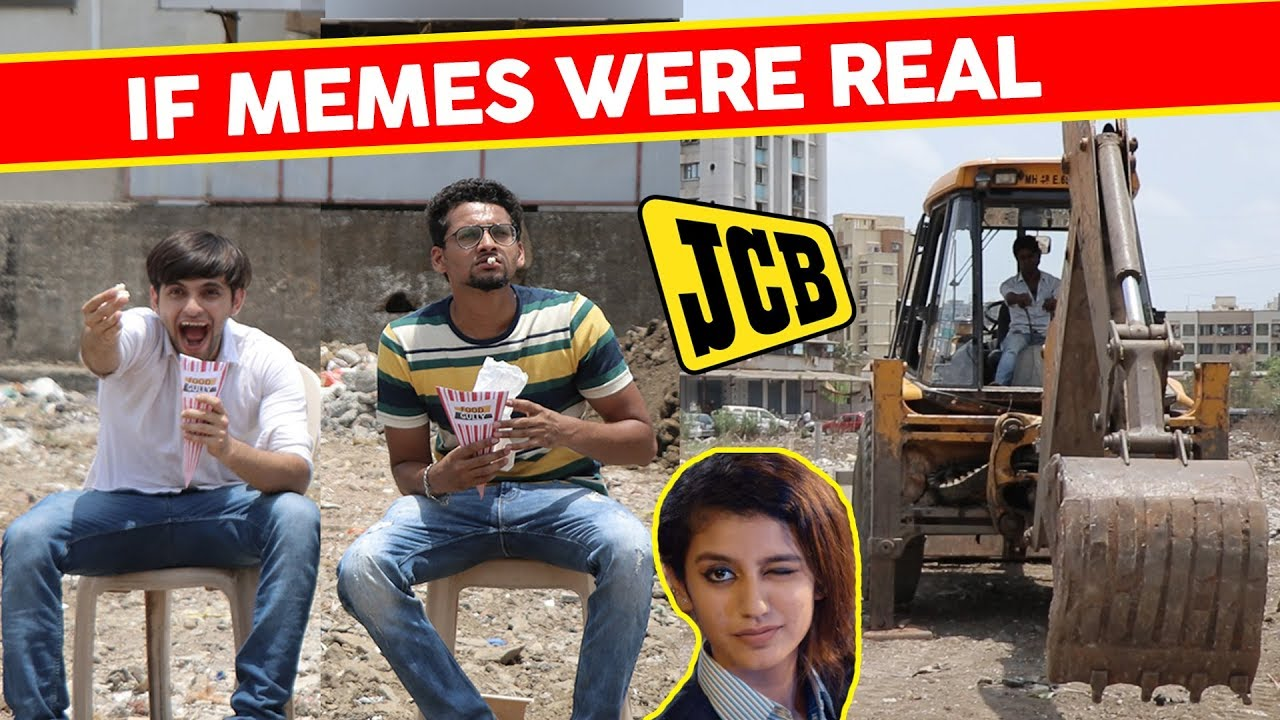 Download If Memes were Real | Funcho | Indian Memes | JCB