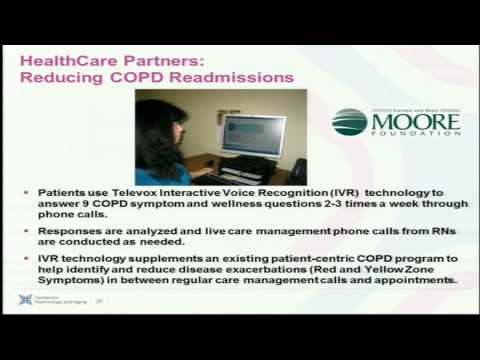 Technology-enabled Programs for Improving the Management of Chronic Care for Older Adults