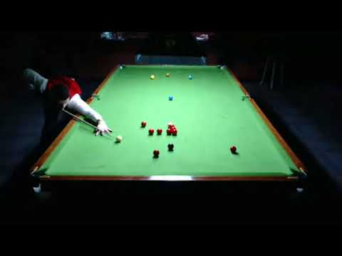 2018 Oceania U21 snooker Championship Final