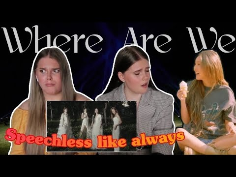 Triplets REACTS to 마마무 (MAMAMOO) - Where Are We Now [MV]!!!