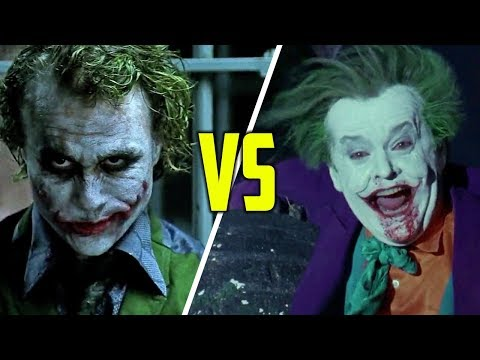 Why 'Dark Knight' is Better Than 'Batman' - Scene vs. Scene