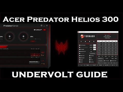 ThrottleStop Remix - i7-7700 & i5 6300- Undervolt Guide - Overheating Fix /  Optimization