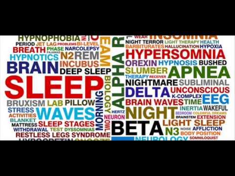 Melatonin sleep help brainwave