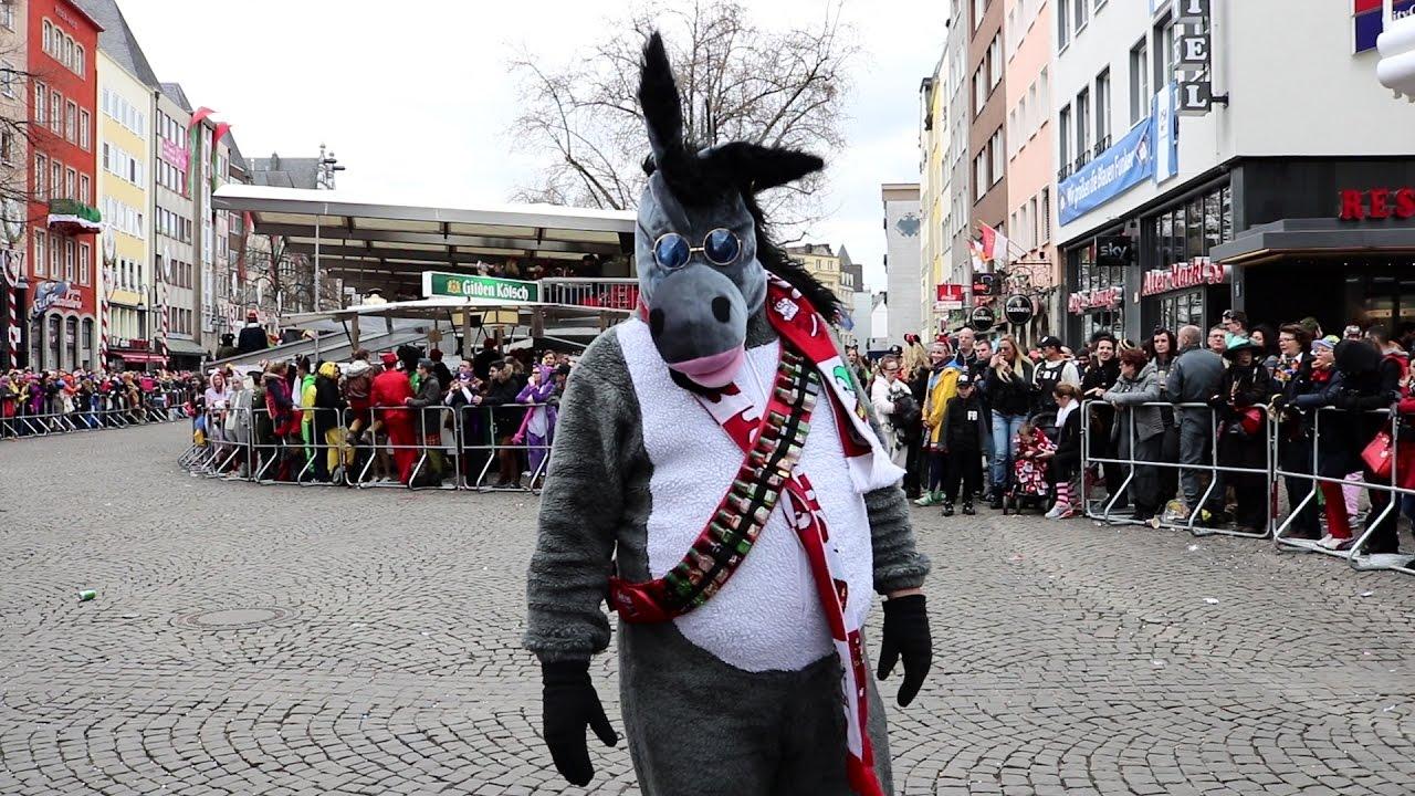 Karnevalszug Dellbrück