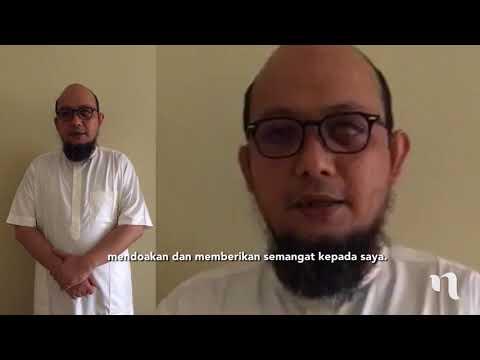 Berani ! Novel Baswedan Kirimkan Pesan Jihad dari Singapura