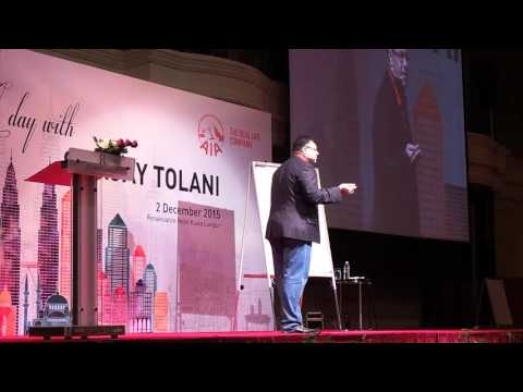 A Day With Sanjay Tolani 1
