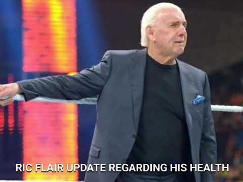 Legendary wrestler Ric Flair hospitalized, expected to make 'full recovery' from surgery