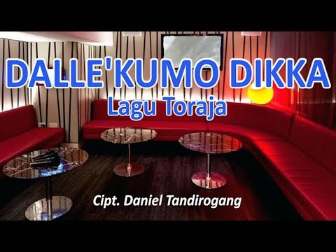 DALLE KUMO DIKKA - Lagu Karaoke Toraja - Kumpulan Video Karaoke Tanpa Vocal
