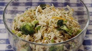 Salad Recipe - How To Make Ramen Salad