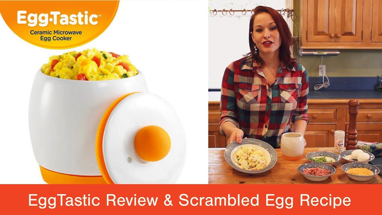 eggtastic review scrambled eggs recipe
