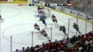 2011 WJC Canada vs Sweden 5-6