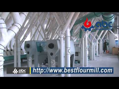 Best Flour Milling Machine And Parts With Advanced Technology For Sale