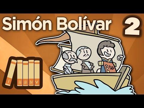 Simón Bolívar - Francisco de Miranda - Extra History - #2