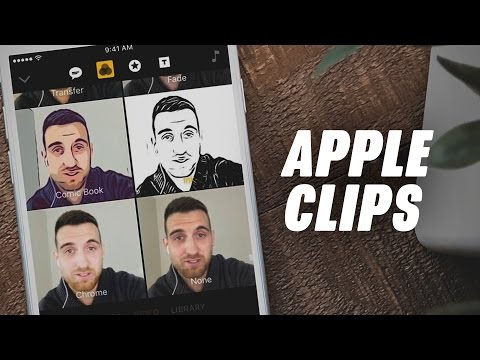 Apple Clips Tutorial | How to Use Apple Clips App