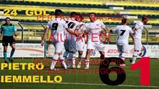 61° Gol del Foggia 2015-2016 RE PIETRO IEMMELLO
