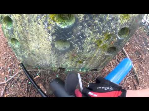 Gopro Hero2: Paintball Adventures, Jacksonville FL