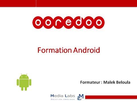 Formation Istart AMAC - Développement Mobile Sous Android