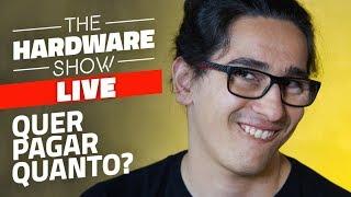 O ÚLTIMO PROGRAMA? - The Hardware Show - LIVE - TecMundo