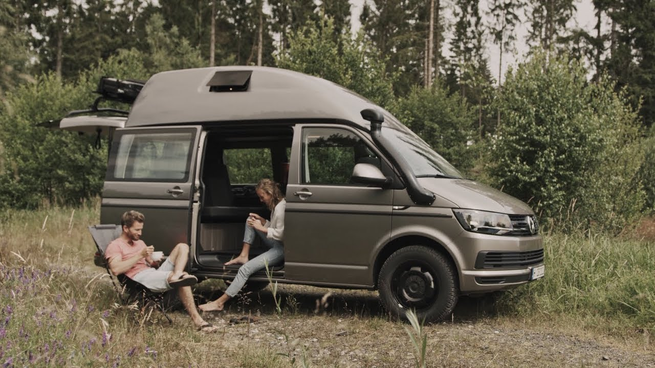 VW T9 Offroad Camper von Custom Bus Wohnmobile