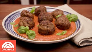 How To Make The Best Meatballs Ever With 1 Simple Trick | TODAY Original